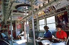 OLD NEW YORK SUBWAYS PHOTOS | Recent Photos The Commons Getty Collection Galleries World Map App ...
