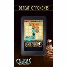 Amazon Appstore download link for Cabals on Android Trading Cards, Card Games, Android, App, Amazon, Link, Frame, Picture Frame, Amazons