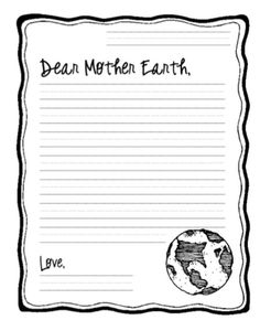 I <3 Earth Day! - Re-pinned by @PediaStaff – Please Visit http://ht.ly/63sNt for all our pediatric therapy pins