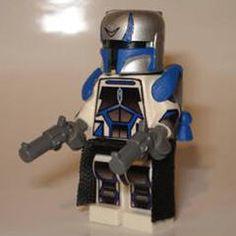 mandalorian warrior lego custom lego star wars lego lego