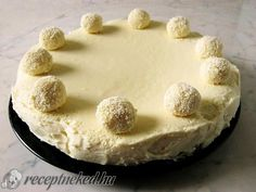Fehércsoki torta recept | Receptneked.hu ( Korábban olcso-receptek.hu) Pie, Cukor, Food, Mascarpone, Torte, Cake, Meal, Fruit Pie, Essen