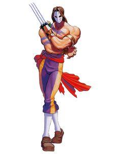 Vega from Street Fighter