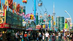30 Summer Events in Toronto You Should Be Going To | Events, Photography, Festival, Toronto, Summer, Fun, Activities, Events, Canada, OVO Fest, OVO, CNE, Notable, Electric Island, Bestival