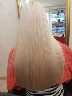 Hair Restoration, Keratin, My Hair, Blonde Hair, Curls, Abs, Shop, Crunches, Yellow Hair