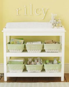 neutral nursery ideas | Gender Neutral Nursery Ideas Boy Girl Nursery Pottery Barn Kids | Home ...
