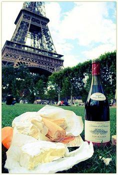A Parisian Picnic