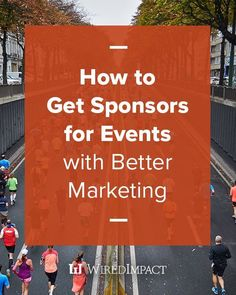 Finding an event sponsor for your nonprofit is easier when you think of it as a marketing project, not just a fundraising one. Get tips for identifying and approaching potential sponsors and swipe ideas from our event sponsorship examples. Nonprofit Fundraising, Fundraising Events, Fundraising Activities, Fundraisers, Event Planning Business, Business Events, How To Raise Money, How To Get, How To Plan