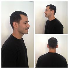 Men's cut and style