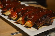 The Best Oven Baked Beef Ribs