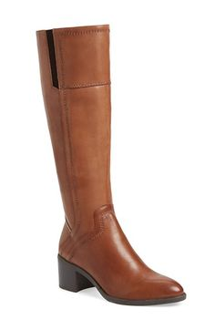 Franco Sarto 'Edalina' Knee High Boot (Women) (Wide Calf) (Special Purchase) available at #Nordstrom
