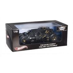 Batman Dark Knight Trilogy Heritage Batmobile 1:18 Scale Vehicle Limited Edition  TO BUY: Click the link in our bio to shop directly.  Direct purchase link: http://ift.tt/2jfTR1t Price: $84.00.  Product Description  A hot car for Hot Wheels and Batman enthusiasts! Limited edition scale replica of the Batmobile seen in the Batman Begins movie. What a totally awesome gift for gearheads and collectors! This Batmobile is a beast! The Heritage version of the Batmobile is one hot car for Hot…