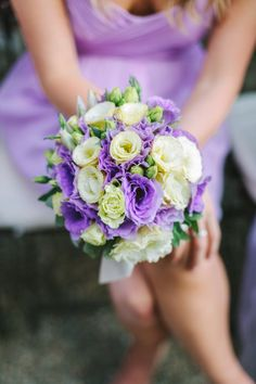 Ranunculus bouquet: http://www.stylemepretty.com/destination-weddings/2015/01/13/elegant-tuscany-castle-wedding/   Photography: Studio A+Q - http://studioaq.com/