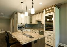 Attic and Basement Remodels - contemporary - spaces - minneapolis - Castle Building & Remodeling