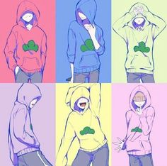 Very funny :) All Anime, Anime Manga, Anime Guys, Anime Art, Onii San, Osomatsu San Doujinshi, Gekkan Shoujo, Ichimatsu, Cute Anime Boy