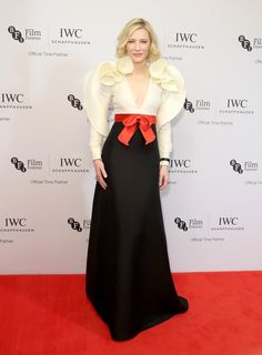 Cate Blanchett Is the First Celebrity to Wear Gucci Spring 2017—And It's Amazing
