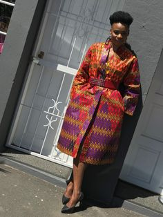 Women's Top/Dress - chic-and-posh Short African Dresses, Latest African Fashion Dresses, African Print Dresses, African Print Fashion, Africa Fashion, African Prints, African Attire, African Wear, African Style