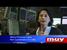 Así están buscando el bosón de Higgs en el CERN #video #higgs #ciencia #science