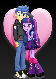 I actually dont ship them but this pic was tooooo cute My Little Pony Baby, My Little Pony Twilight, My Little Pony Comic, My Little Pony Pictures, My Little Pony Friendship, Crystal Ponies, Imagenes My Little Pony, Princess Twilight Sparkle, Mlp Fan Art