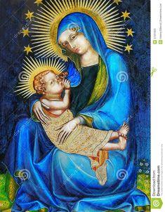 Maagdelijke Mary En Jesus - Downloaden van meer dan 43 Miljoen hoge kwaliteit stock foto's, Beelden, Vectoren. Schrijf vandaag GRATIS in. Afbeelding: 37201623