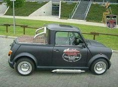 Mini Cooper Classic, Mini Cooper S, Classic Mini, Classic Trucks, Classic Cars, 147 Fiat, Mini Morris, Ultimate Garage, Morris Minor