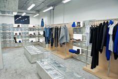 MM6   Maison Martin Margiela flagship store, New York store design