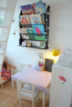 nur WUNDERBAR: Kinderzimmer Update und eine Idee für Wand schräg ...