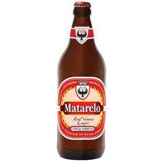 Cerveja Matarelo Red Vienna Lager, estilo Vienna Lager, produzida por Cervejaria Santamate, Brasil. 5.3% ABV de álcool.