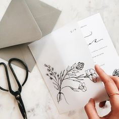 Looking for wedding invitation design, try this 35 vellum envelope design ideas 30 - Beauty of Wedding Wedding Invitation Kits, Invitation Envelopes, Modern Wedding Invitations, Wedding Stationary, Addressing Envelopes, Event Invitations, Invites, Wedding Paper, Wedding Cards