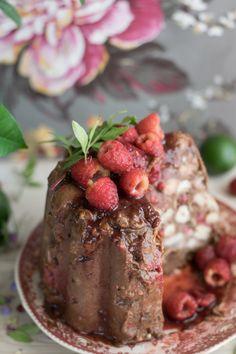 Παγωτό Μωσαϊκό !!! | NEANIKON Frozen Treats, Strawberry, Pudding, Fruit, Healthy, Desserts, Food, Tailgate Desserts, Deserts