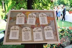 Seating plan boda viajes Ideas for 2019 Wedding Reception Chairs, Reception Layout, Wedding Reception Seating, Hotel Reception, Seating Chart Wedding Template, Seating Charts, Wedding Arrangements, Outdoor Ceremony, Wedding Signs