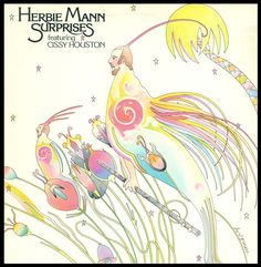 Herbie Mann feat. Cissy Houston - Surprises (LP) VERY GOOD