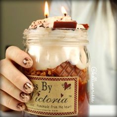 Candles by Victoria - Highly Scented Candles & Wax Tarts - Candles by Victoria Best Picture For DIY Candles shapes For Your Taste You are looking for something, and it is going to tell you exactly wha Diy Aromatherapy Candles, Diy Candles Scented, Homemade Candles, Mason Jar Candles, Candle Wax, Candles By Victoria, Cupcake Candle, Candle Making Business, Beautiful Candles