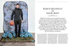 MARCO BELINELLI VS DAVID MOSS   L'Officiel