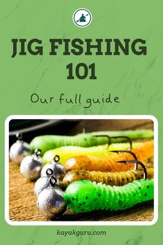 Here's our guide to jig fishing, including: What Is Jig Fishing? When To Fish With Jigs What You Need To Get Going Rod And Reel Type Types Of Jigs Jig Trailers How To Jig Fish Fishing Jig, Walleye Fishing, Best Fishing, Fishing Lures, Ice Fishing, Fishing Tackle, Salmon Fishing, Carp Fishing, Fishing Books