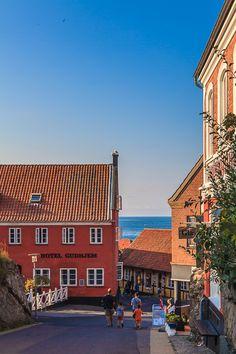 Denmark - Gudhjem auf Bornholm