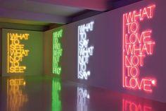 Interaktives Design, Event Design, Wall Design, Licht Box, Led Licht, Decoration Design, Display Design, Neon Light Art, Neon Rouge