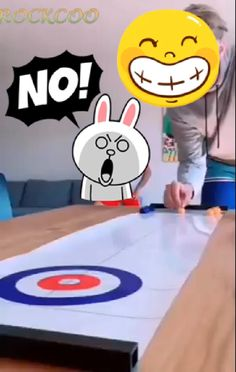 Tabletop Curling Game Best Games, Fun Games, Games For Kids, Games To Play, Curling Game, Olympic Curling, Fun Icebreakers, Game Gif, Video Game