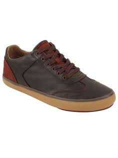 Camper® Men's Clay Sneakers in Brown #designerstudiostore