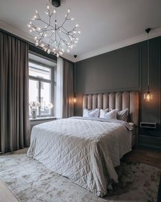 extraordinary bedroom design ideas for comfortable home decor 1 Apartment Design, Bedroom Apartment, Home Bedroom, Bedroom Furniture, Bedroom Decor, Decor Room, Bedroom Styles, Interior Design Living Room, Design Bedroom