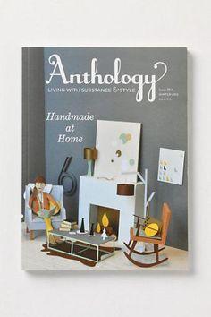Anthology magazine