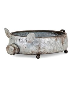 Take a look at this Pig Planter today!