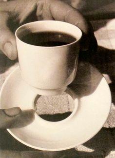 Marguerite Friedlaender-Wildenhain  Model of an airplane cup  1932