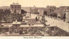 Spring Street, Melbourne