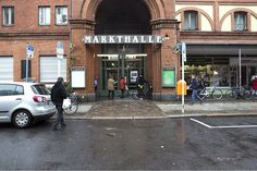 Markthalle Moabit, 40 Days of Eating, Essen