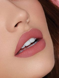 The Kylie Cosmetics Kylie Matte Liquid Lipstick Lip Kit is your secret weapon to create the perfect 'Kylie Lip.' Each Lip Kit comes with a Matte Liquid Lipstick and Lip Liner. Kylie is a soft dusty nude. Kylie Jenner Lipstick, Kylie Lips, Natural Lip Colors, Colors For Skin Tone, Lipstick Shades, Lipstick Colors, Lip Colours, Kylie Matte Lip Kit, Bridal Lipstick