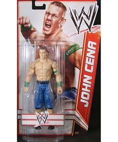 "WWE ""John Cena"" Action Figure"