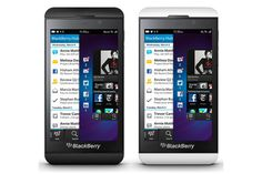 Blackberry Z10 de Verizon Wireless Unboxing ~ SpanglishReview