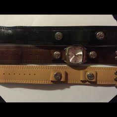 Watch set. Billabong Three band Billabong set . The watch just needs a battery Accessories Watches