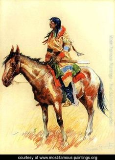 frederick remington prints - Bing Images