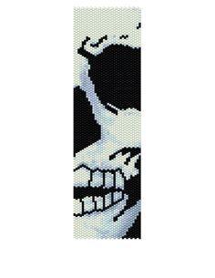 Crafts on Pinterest   Alpha Patterns, Sugar Skull and Bead Loom ...